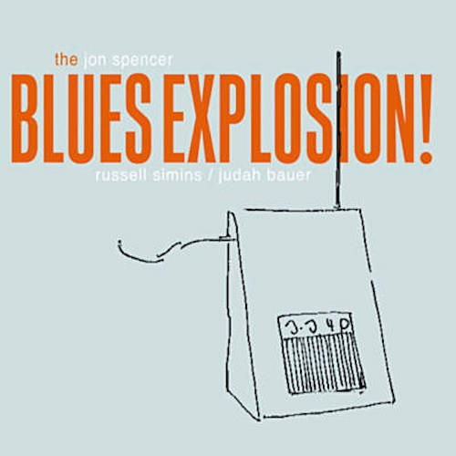 The Jon Spencer Blues Explosion – Greyhound Part 1