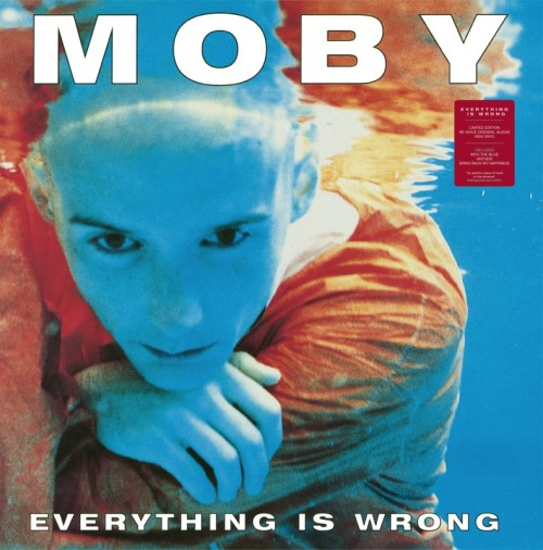 Everything Is Wrong (2016 Reissue) cover